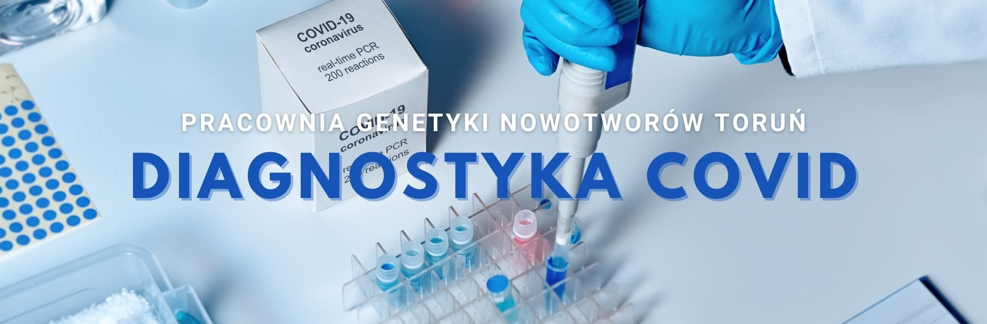 Diagnostyka i testy na covid